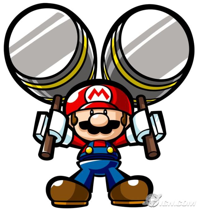 Mario Vs. Donkey Kong 2 - March of The Minis (U)