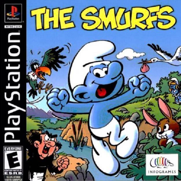 Os smurfs desenho animado download